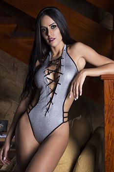 Fantasia erótica Body Garota Safada - Garota Veneno