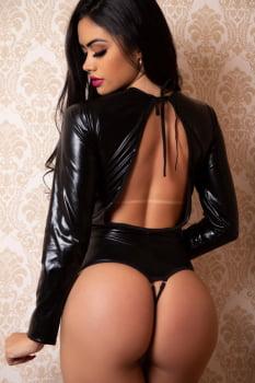 Fantasia erótica Body Delegada - Garota Veneno