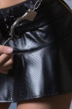 Fantasia Erótica Policial Sexy Sapeca - Garota Veneno