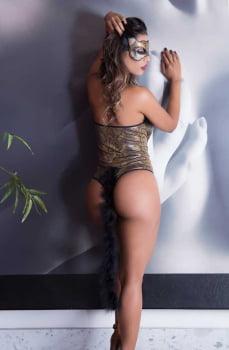 Fantasia Pantera Sexy - Garota Veneno