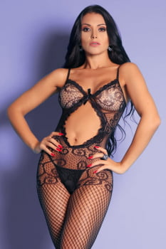 KIT 4 Bodystockings