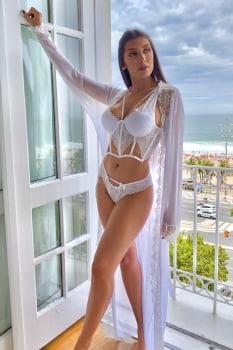 Look completo Amor Perfeito Conjunto + Robe