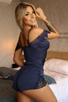 Pijama Navy Blue